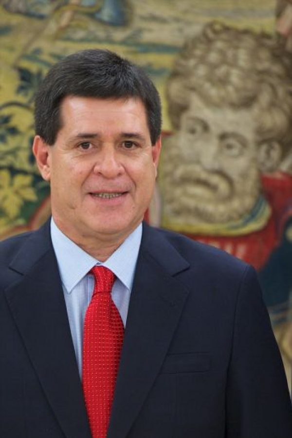 Paraguay: Horacio Cartes Foto: Getty Images