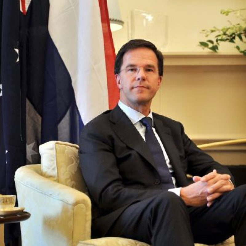 El primer ministro holandés se encuentra soltero Foto:Getty Images