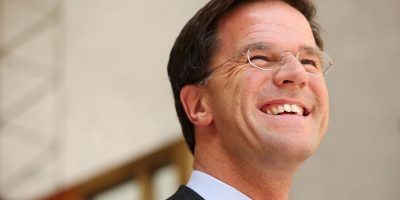Holanda: Mark Rutte Foto: Getty Images
