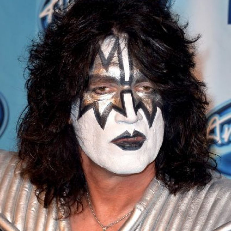 El guitarrista Tommy Thayer Foto: Getty Images