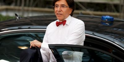 Bélgica: Elio Di Rupo Foto: Getty Images