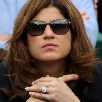 El suizo aún está entre los más grandes de la actualidad, ella se retiró para enfocarse en su vida al lado del ex número uno de la ATP Foto:Getty