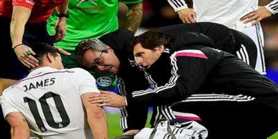 Rodríguez fue sometido a una cirugía. Foto:twitter.com/realmadrid