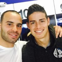 Jesé Rodríguez le deseó una pronta recuperación. Foto:twitter.com/JeseRodriguez10