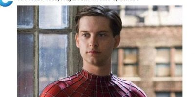 Tobey Maguire Foto: Twitter
