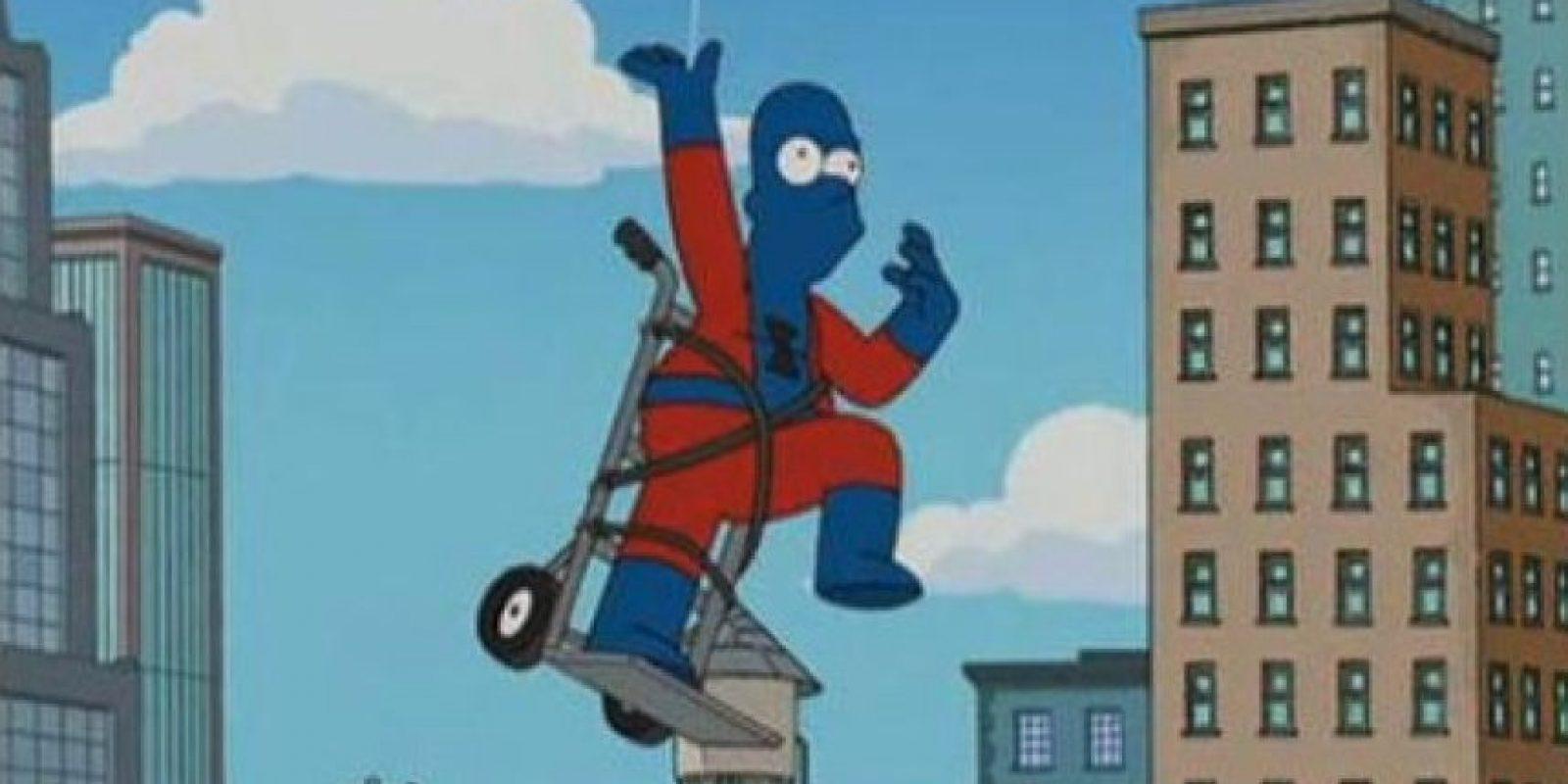Homero Simpson Foto:Twitter