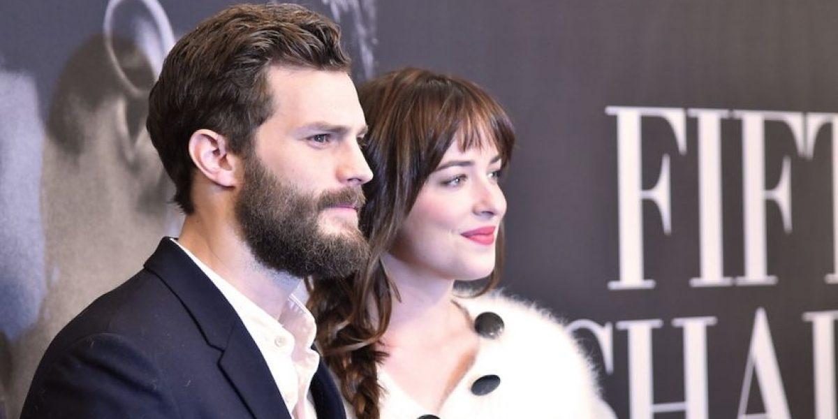 "Jamie Dornan se disculpó con Dakota Johnson por las escenas de sexo en ""50 Sombras de Grey"""