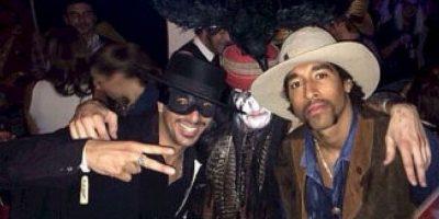 Pizarro, Schweinsteiger y Dante Foto:Twitter
