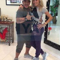 Maradona luce mucho más joven después de darse un retoque. Foto:vía Primicioas YA