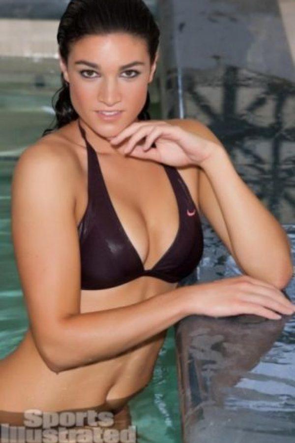 La atleta australiana se hizo famosa por su sensual calentamiento, previo a la competencia Foto:Twitter: @SInow
