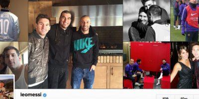 """Messi envía """"10 millones de gracias"""" a sus seguidores en Instagram"""
