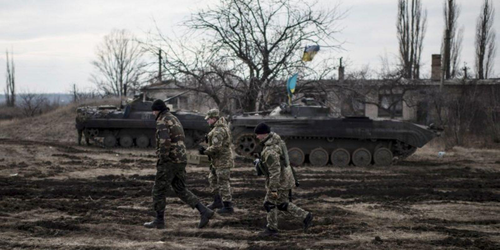 La guerra no dado tregua. Foto:AP