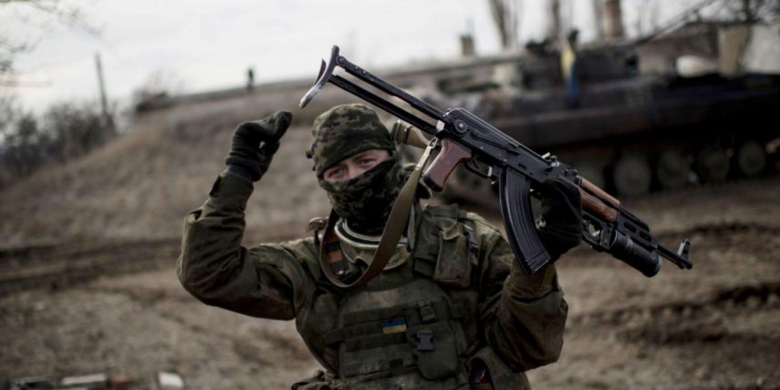 Buscan un pacto por la paz. Foto:AP