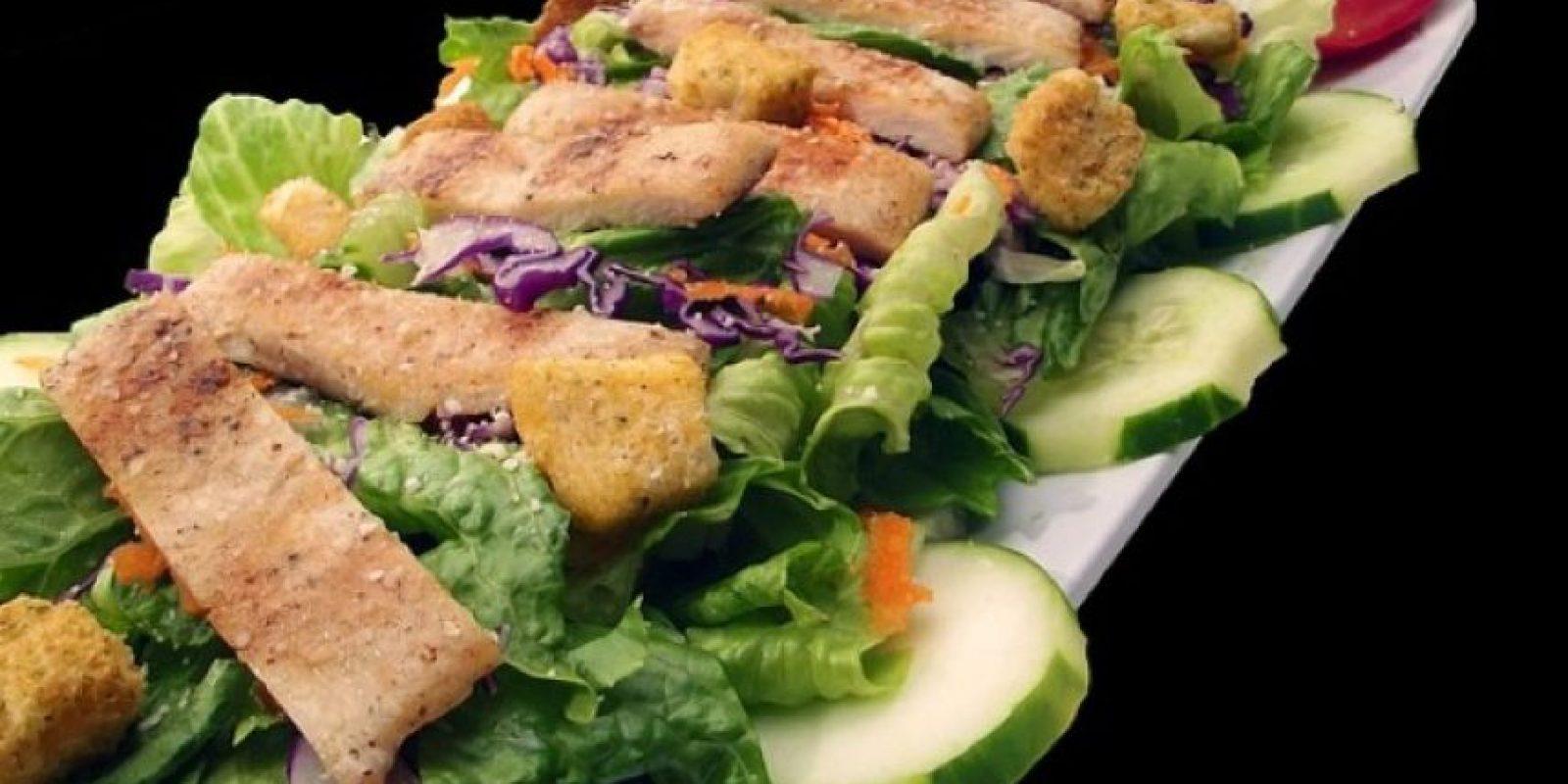 """""""Sin embargo, la dieta mediterránea no es una receta, es un estilo de vida. Se trata de tener un conocimiento de qué alimentos son saludables o no saludables"""". Foto:Pinterest"""