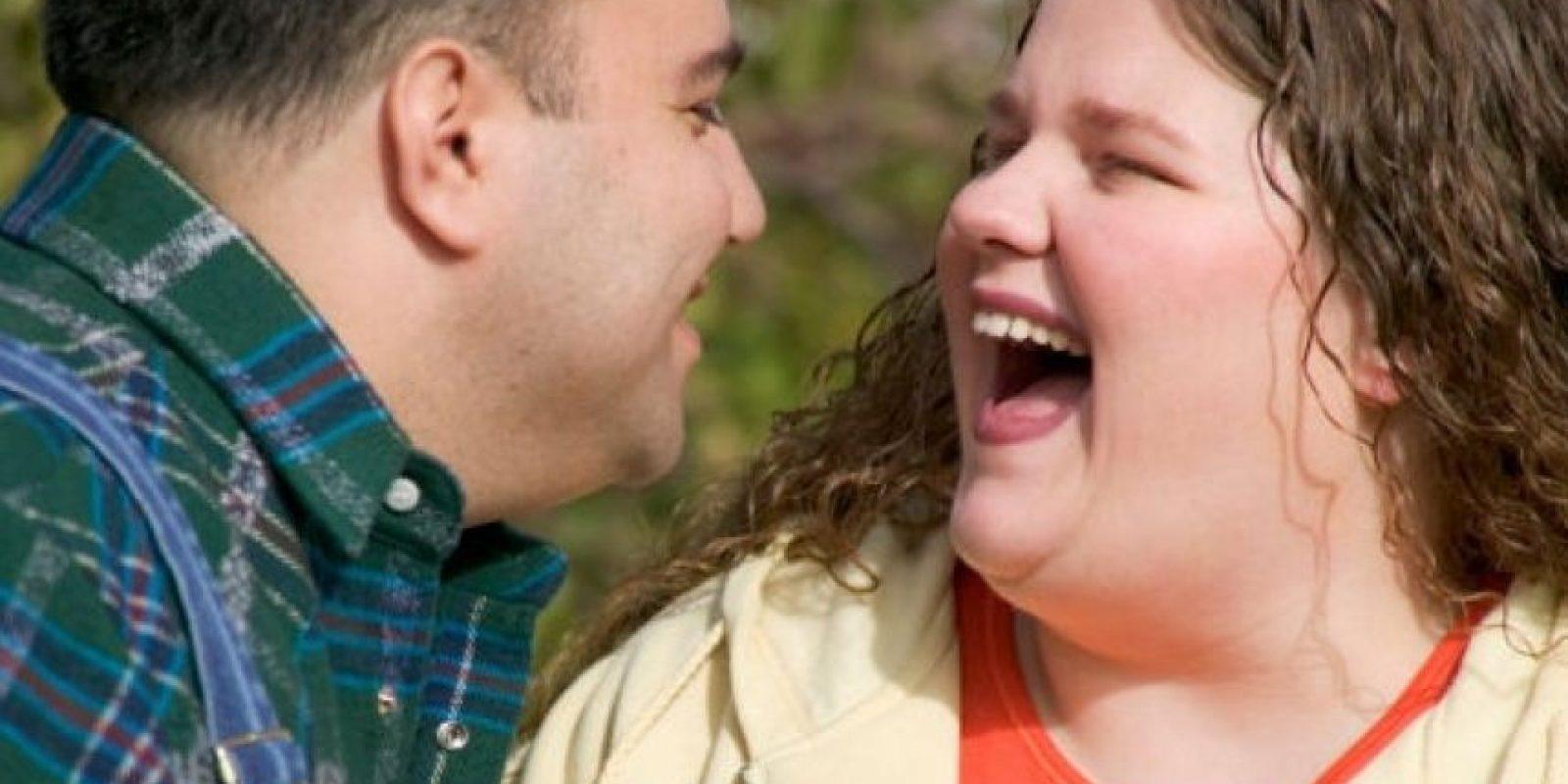 Falta de disfrute de la actividad sexual, falta de deseo sexual, dificultad con el rendimiento sexual y la evitación de los encuentros sexuales. Foto:Tumblr.com/Tagged-pareja-obeso