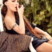 El resultado ha sido realmente impactante, pues la cantante es una de las mujeres más bellas de América Latina Foto:Instagram