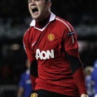 Wayne Rooney – Futbolista inglés del Manchester United. Foto:Getty Images