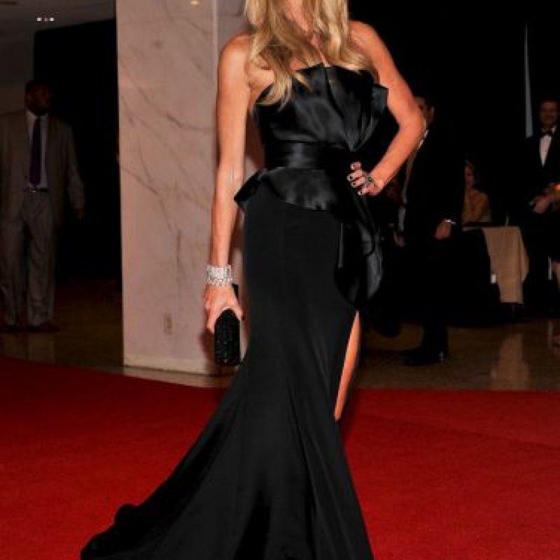 Es considerada una de las top models que revolucionó el mundo de la moda Foto:Getty Images