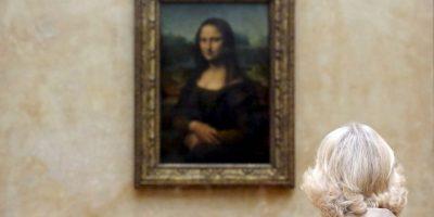 Su obra más conocida es La Mona Lisa. Foto:Getty Images