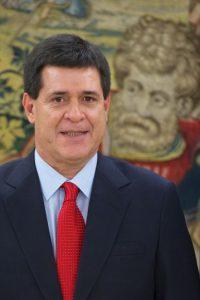 En 1985 fue condenado por un caso de estafa al Banco Central del Paraguay, del cual fue absuelto en 2004. Foto:Getty Images