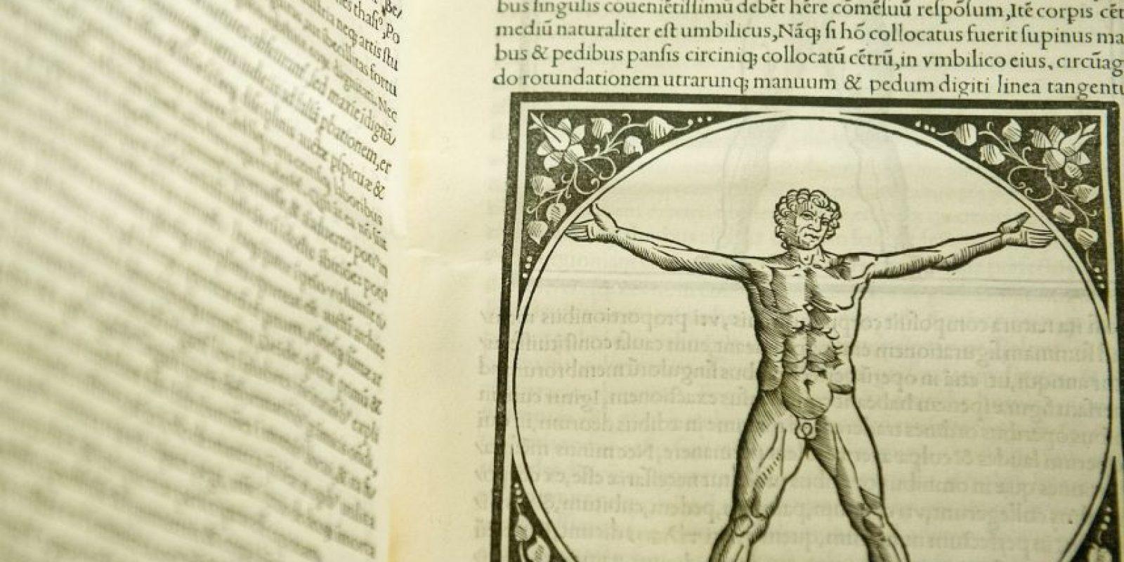 Muchos consideran a Da Vinci un genio. Foto:Getty Images