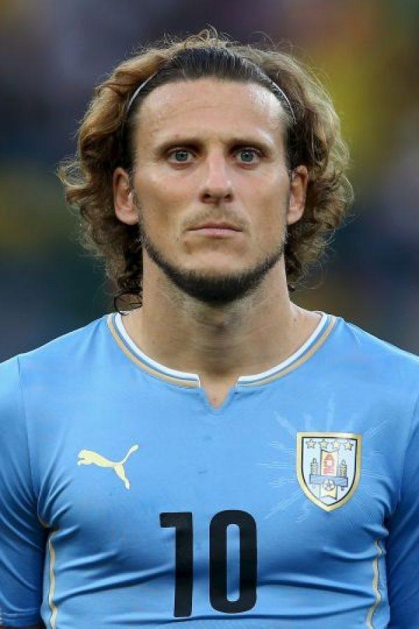 Diego Forlán, futbolista uruguayo Foto:Getty Images
