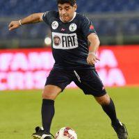 Diego Armando Maradona – Exfutbolista y campeón del mundo de origen argentino. Foto:Getty Images