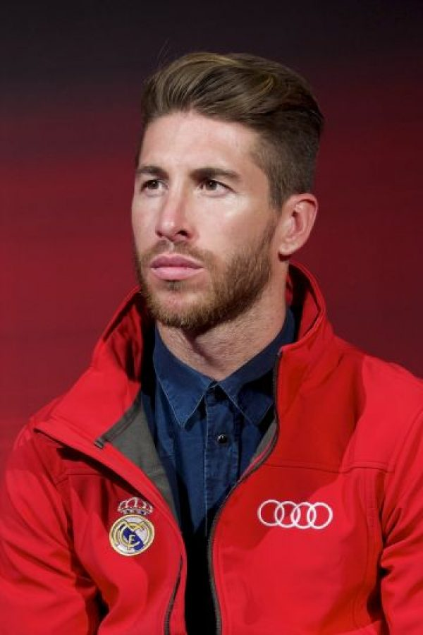 Ramos se habría operado la nariz, el mentón, los pómulos y arreglado la dentadura. Foto:Getty Images