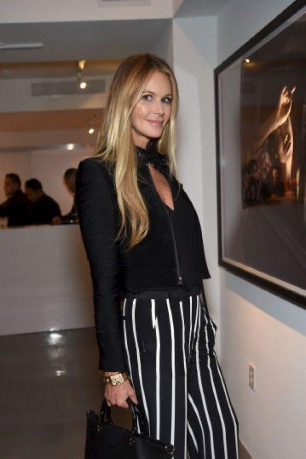 Elle MacPherson, modelo australiana Foto:Getty Images