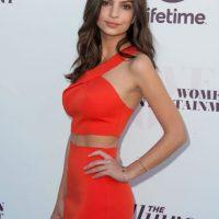 La modelo Emily Ratajkowski Foto:Getty Images