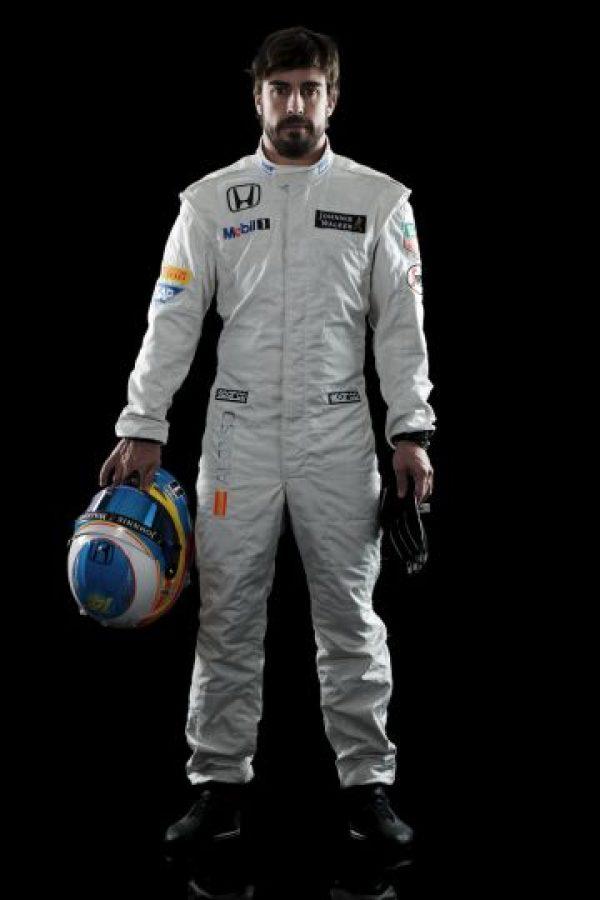 Fernando Alonso, piloto español de Fórmula 1 Foto:Getty Images