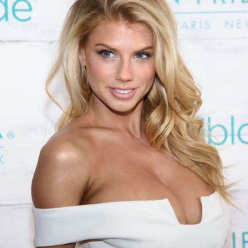 La modelo estadounidense Charlotte McKinney Foto:Getty Images