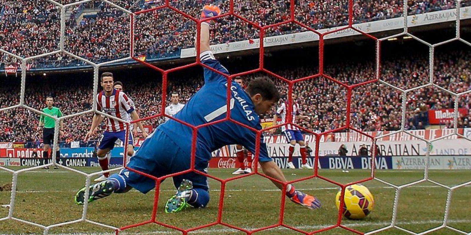 5. Iker Casillas continúa con actuaciones irregulares Foto:Getty