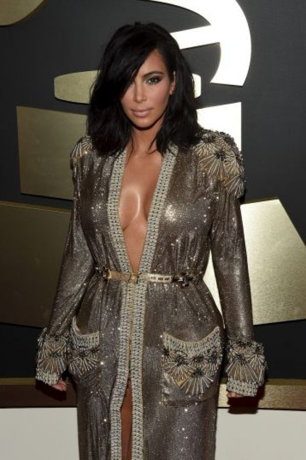 Era que no, Kim Kardashian Foto: Getty Images