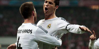 7. Tampoco fue requerido Sergio Ramos, quien no felicitó a Cristiano en las redes sociales Foto:Getty