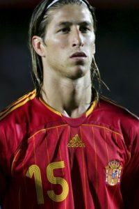 Sergio Ramos – Futbolista español del Real Madrid. Foto:Getty Images