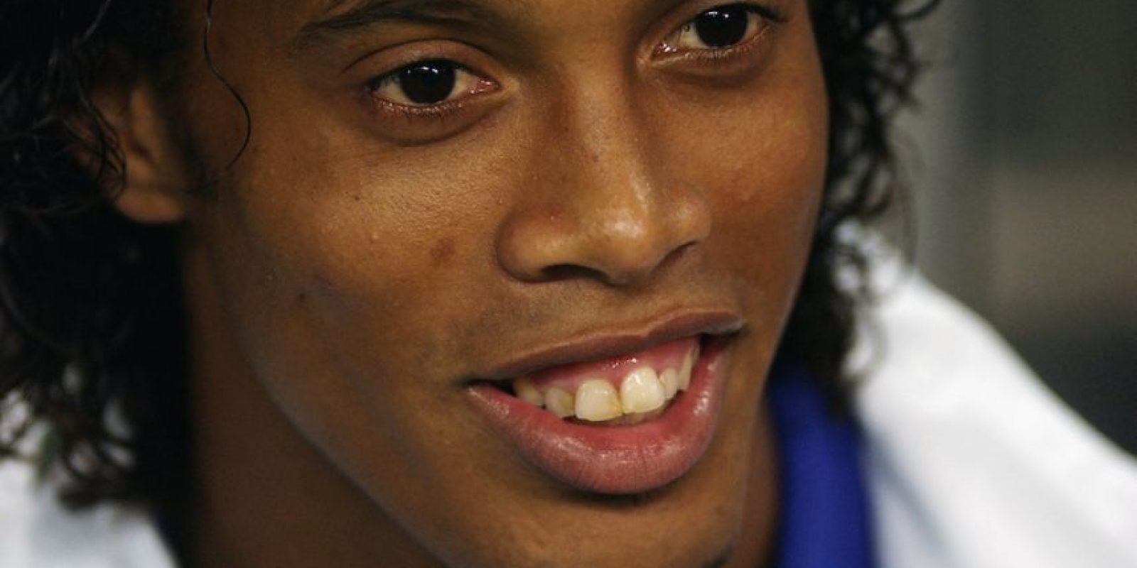 Ronaldinho – Futbolista brasileño del Querétaro de México. Foto:Getty Images