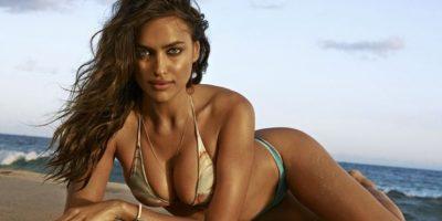 La modelo rusa posteó una imagen de su última aparición en Sports Illustrated Foto:Instagram: @irinashayk