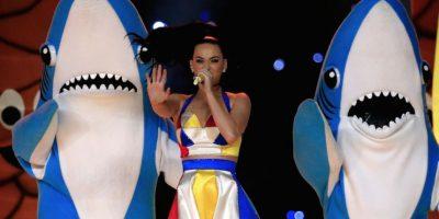 VIDEO: Los tiburones de Katy Perry protagonizan su primer comercial