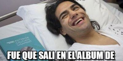 Los 29 memes más divertidos de Radamel Falcao García