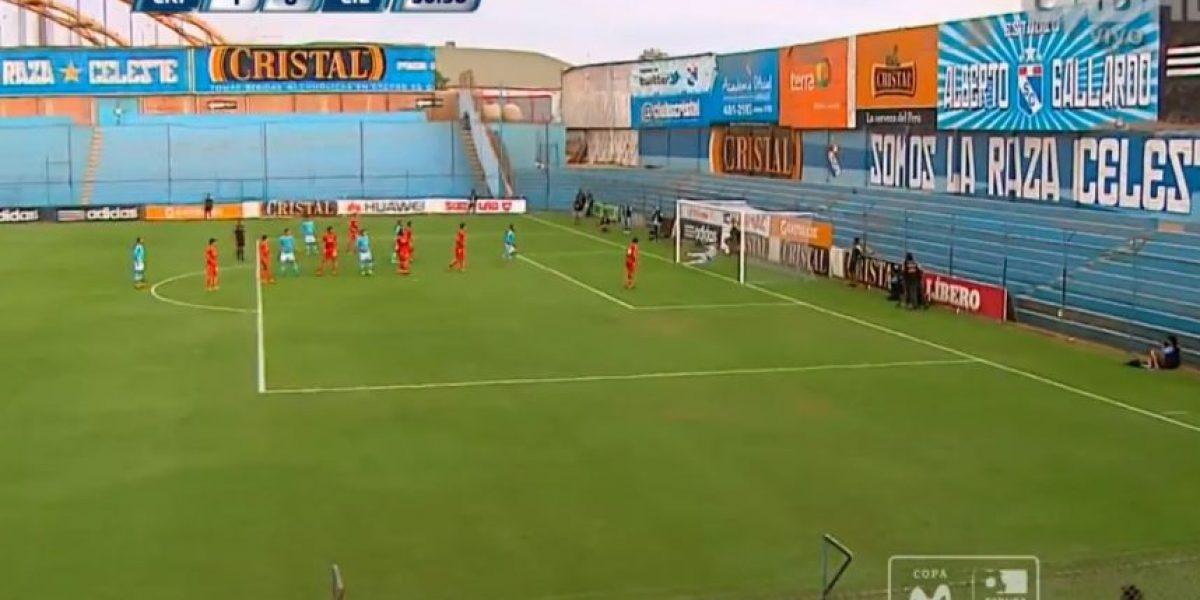 VIDEO: Anotan el gol olímpico más complicado de la historia