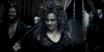 FOTOS: ¡Desnuda! Helena Bonham Carter posó con un atún