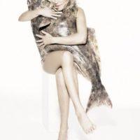 La diseñadora Maia Norman Foto:Twitter/Fishlove.co.uk