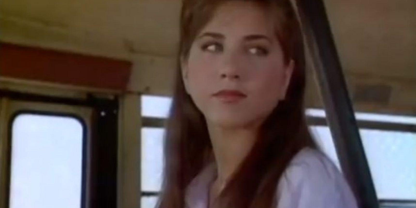 "En la cinta ""Camp Cucamonga"" 1990 Foto:YouTube"