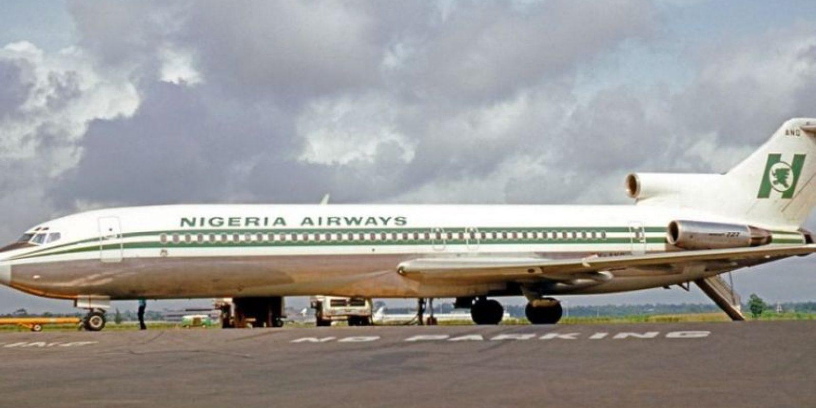 9. Vuelo 2120 de Nigeria Airways – 11 de julio de 1991. Murieron 291 personas Foto:Wikipedia