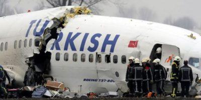 Vuelo 981 de Turkish Airlines – 1974. Fallecieron las 346 personas a bordo Foto:Wikipedia