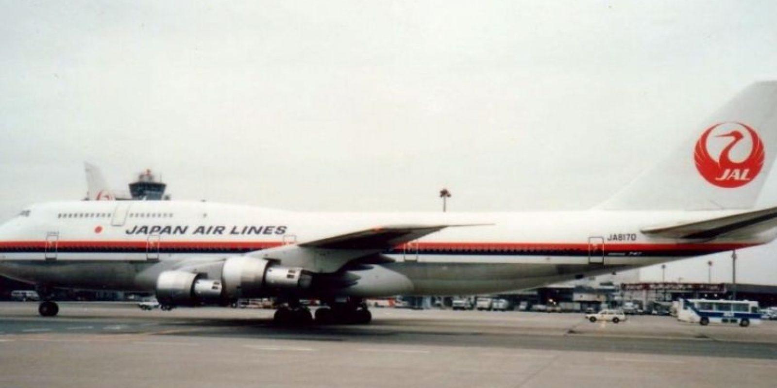 2. Vuelo 123 de Japan Airlines – 1985. 520 personas perdieron la vida tras impactarse en el Monte Takamagahara