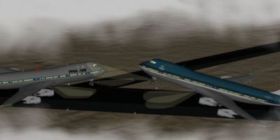 1. Aeropuerto de Tenerife – 27 de marzo de 1977. 583 personas murieron en total cuando se impactaron e incendiaron dos aeronaves. Foto:Wikipedia