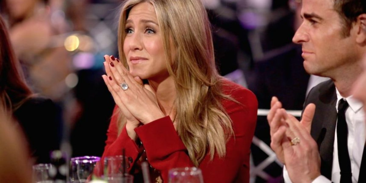 ¡Feliz cumpleaños! Así ha cambiado Jennifer Aniston en 46 años