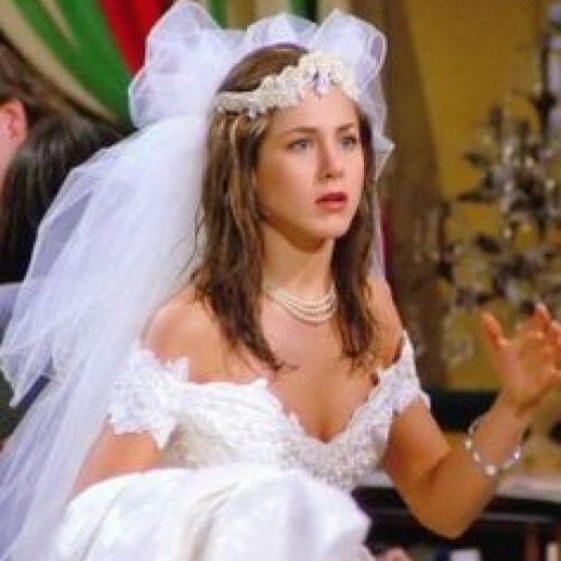 """En el primer capítulo de """"Friends"""" 1994 Foto:Facebook/Friends"""